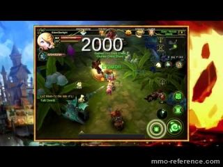 Vidéo Dawn of the Immortals - Trailer du mmorpg pour android