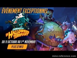 Vidéo Overwatch - Evénement spécial Halloween