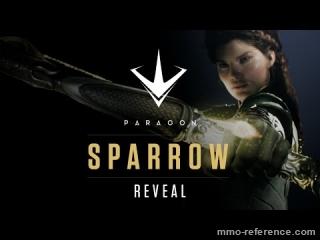 Vidéo Paragon - Découvrez le héros Sparrow