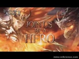 Vidéo League of Angels 2 - Devenir un héros