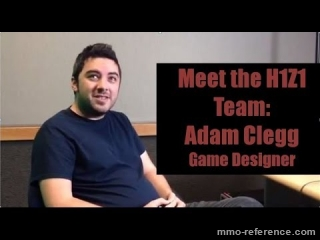 Vidéo H1Z1 - L'équipe de création du MMORPG pour adulte