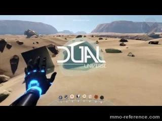 Vidéo Dual Universe - La technologie Voxel