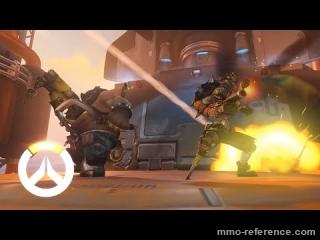 Vidéo Overwatch - Découvrez le duo explosif Chacal et Chopper