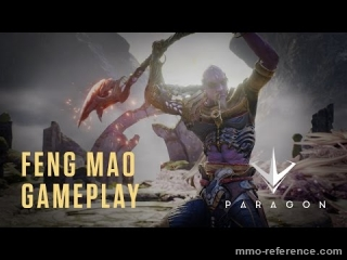 Vidéo Paragon - Découvrez le héros Feng Mao