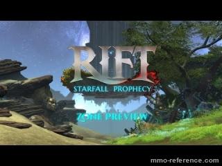 Vidéo Rift - Explorez les merveilles de Starfall Prophecy