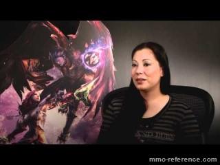 Vidéo Aion - Interview de quelques joueurs du mmo