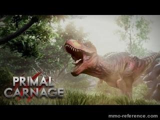 Vidéo Primal Carnage - Trailer de lancement du jeu par équipe multi