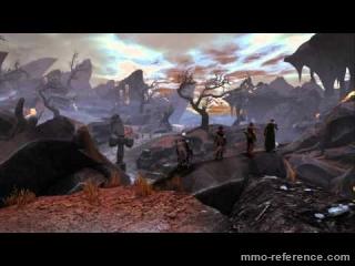 Vidéo Neverwinter - Découvrez Le mont Hotenow