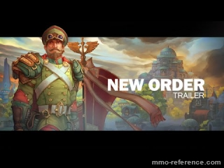 Vidéo Allods Online - Trailer de la version New Order 7.0