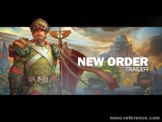 Vidéo Allods Online - Trailer de la version New Order 7.0