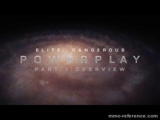Vidéo Elite Dangerous - Premier aperçu du Powerplay