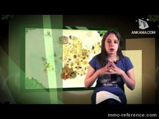 Vidéo Dofus - Le système de défis de l'île de Vulkania.