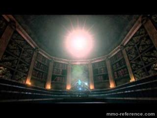 Vidéo Chronicles of Elyria - Des sauts sur les toits de la ville