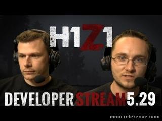 Vidéo H1Z1 - Présentation en live du GamePlay par les développeurs du jeu