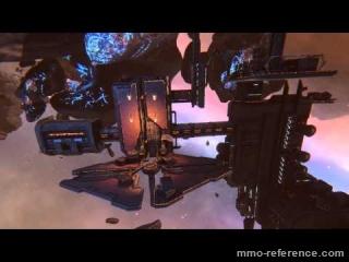 Vidéo Star Conflict - Complex Alpha 7