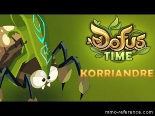 Vidéo Dofus - L'Antre du Korriandre !