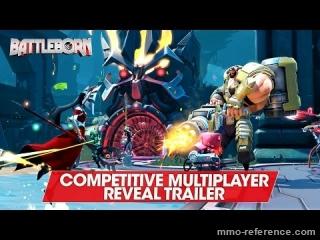 Vidéo Battleborn - 3 modes multijoueurs compétitifs