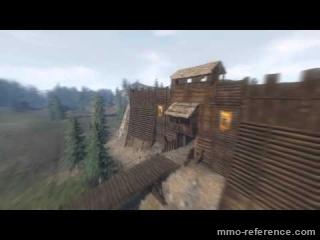 Vidéo Gloria Victis - La magnifique ville HD de Ismirean