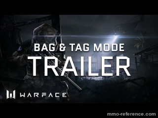 Vidéo Warface -  Nouveau mode de jeu PVP Bag and Tag