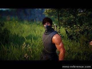 Vidéo Black Desert Online - Classe Ninja