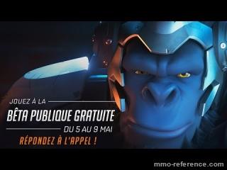 Vidéo Overwatch - Répondez à l'appel sur PC Windows, PlayStation 4 et Xbox One