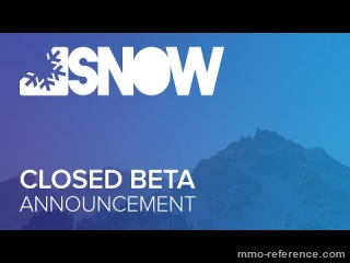 Vidéo Snow - Enregistrez-vous pour la bêta fermée