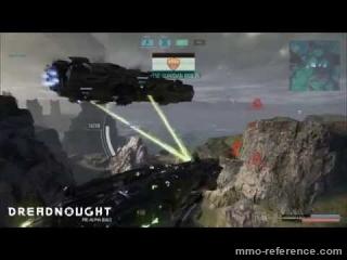 Vidéo Dreadnought - Commentaires sur le GamePlay