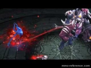 Vidéo Devilian Online - Nouveau trailer du MMORPG PVM