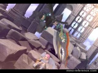 Vidéo Angels Online - 2ème Trailer du mmo manga aventure