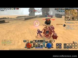 Vidéo Yulgang 2 - GamePlay de la classe du mage