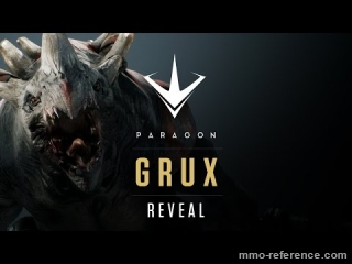 Vidéo Paragon - Découvrez le héros Grux