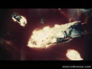 Vidéo Trailer du MMORPG EVE Online Empyrean Age