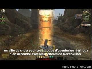 Vidéo Neverwinter - Le personnage du Prêtre dévoué