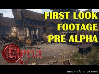 Vidéo Chronicles of Elyria - Premier aperçu du mmorpg ultra réaliste
