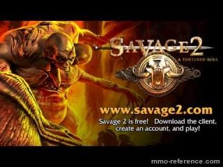 Vidéo Savage 2 - Trailer du jeu d'action stratégie