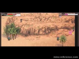 Vidéo Omtorn - Lancement du MMORPG Gratuit médiéval fantastique