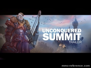 Vidéo Allods Online 7.0.1 - Le trailer de Unconquered Summit