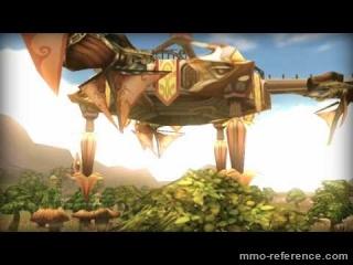 Vidéo Flyff - Trailer Acte VIII