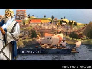 Vidéo Grepolis - Les nouveautés du jeu en ligne