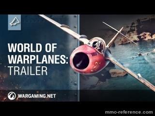 Vidéo Jouer à World of Warplanes Gratuitement - Trailer