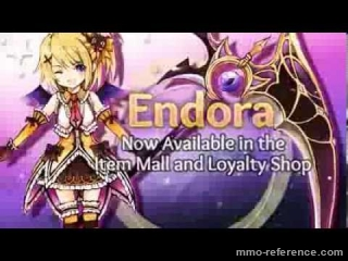 Vidéo Aura Kingdom - Introduction de Endora
