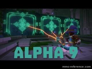 Vidéo SkySaga - Alpha 9 Trailer