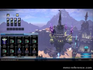 Vidéo Tera - maj 30.09 - Fortifications de guilde volantes et nouveaux donjons