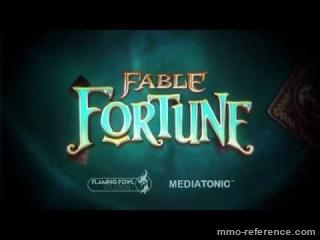Vidéo Fable Fortune - Les détails du jeu de carte sur l'univers Fable