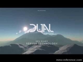 Vidéo Dual Universe - Présentation du MMORPG multi-planètes
