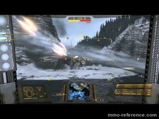 Vidéo MechWarrior Online - Vidéo de formation - Systèmes d'armes