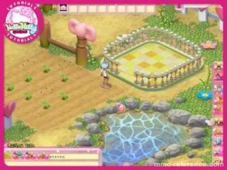 Vidéo Comment construire une maison dans Hello Kitty Online ?