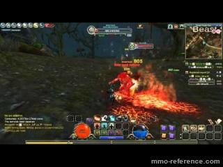 Vidéo Yulgang 2 - GamePlay de la classe du guerrisseur