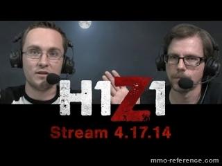 Vidéo H1Z1 - Aperçu du GamePlay en ligne