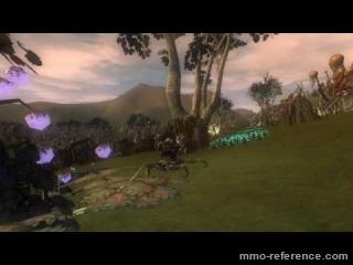 Vidéo Perpetuum - Un environnement entièrement destructible
